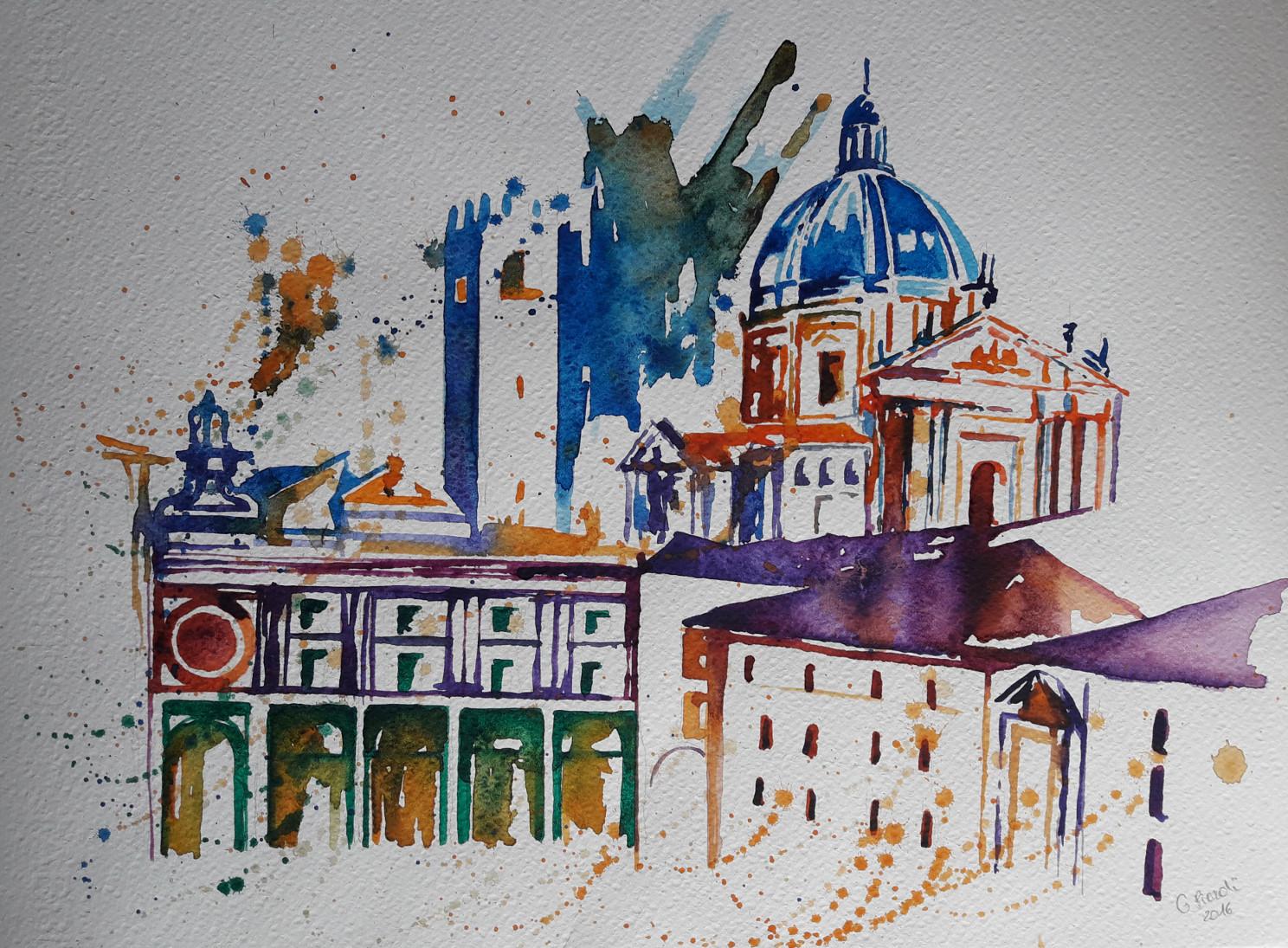 Il Duomo ed il Broletto