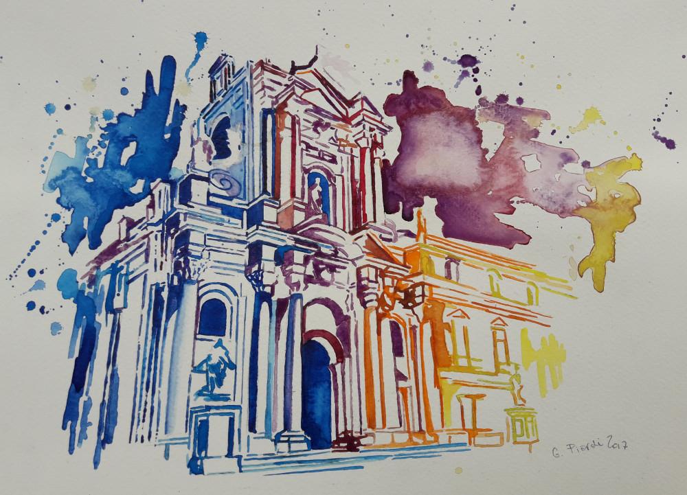 Siracusa, Duomo