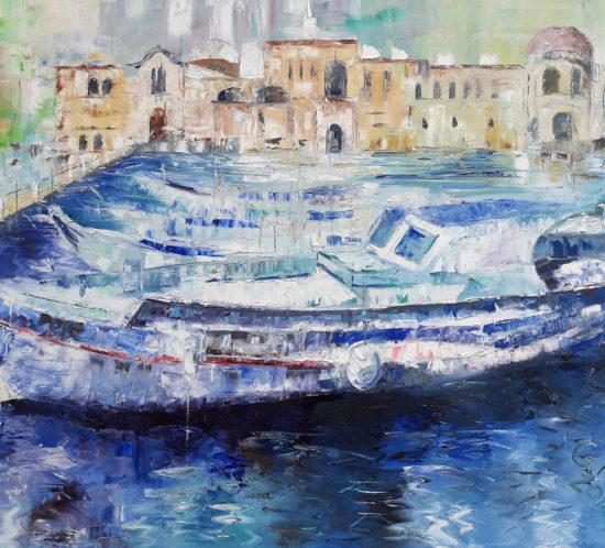 Barche di Kalymnos