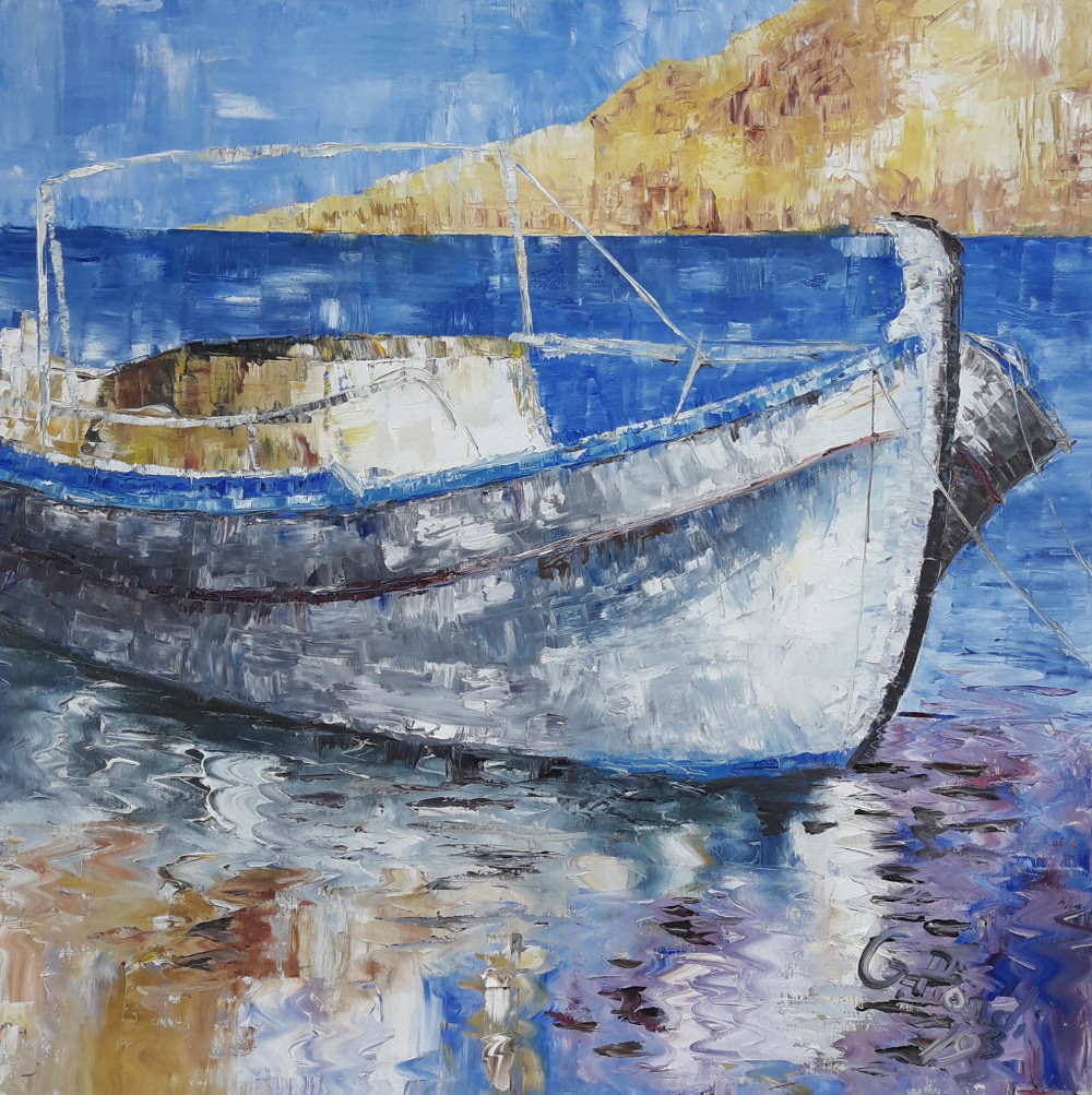 Barca greca