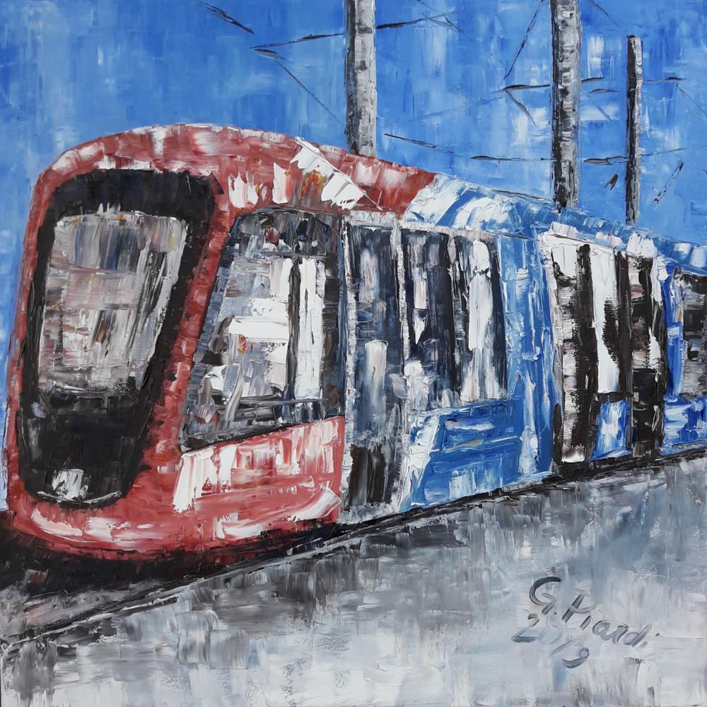 Il tram di Madrid