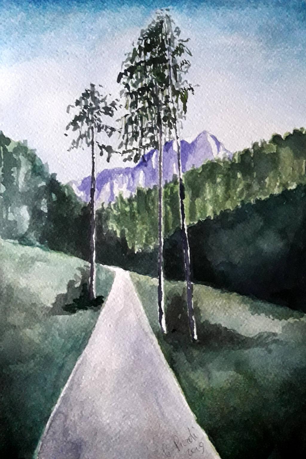 Passeggiata vicino a Valdaora