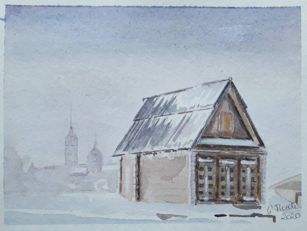 Isba in Estonia